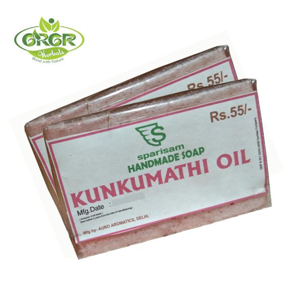 KUNKUMATHI SOAP