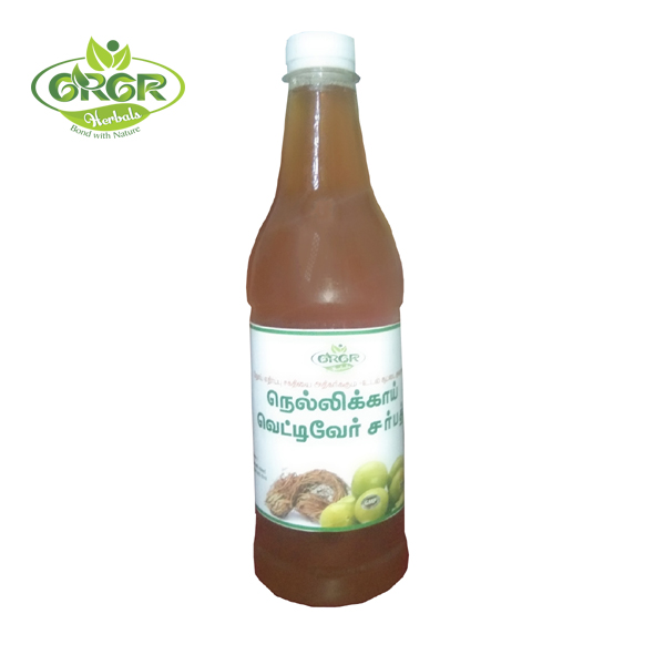 Amla vettiver sarbath-700ml