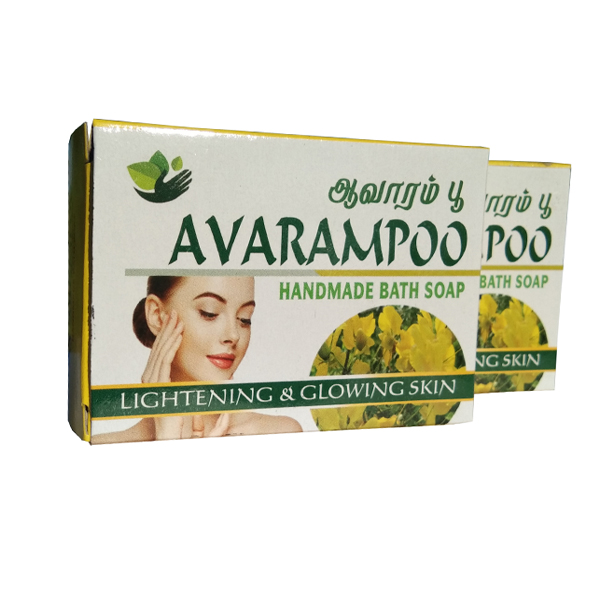 AVARAMPOO BATH SOAP-100gm