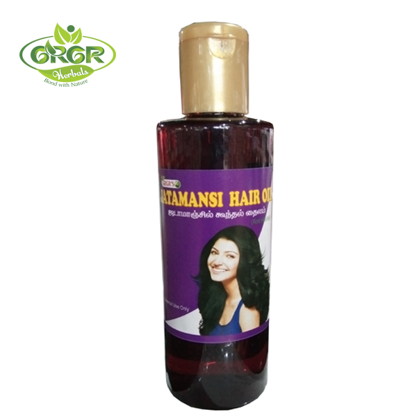 JATAMANSI HAIR OIL