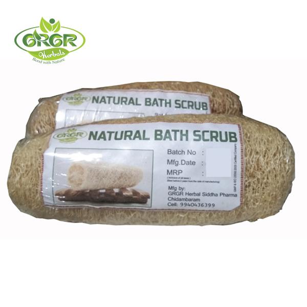 NATURAL BATH SCRUB
